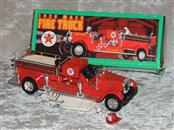 1929 MACK TEXACO FIRE TRUCK 1998 ERTL F415 DIE-CAST METAL BANK